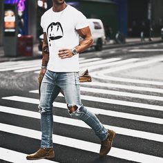 Dope or Nope? Follow @mensfashion_guide for more! By @magic_fox #mensfashion_guide #mensguides
