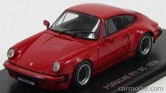 KYOSHO 05523R Scale 1/43  PORSCHE 911 901 SC 1978 RED