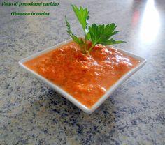 Pesto di pomodorini pachino