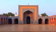 Shah Jahan Mosque, Pakistan, Taj Mahal, Building, Travel, Viajes, Buildings, Trips, Traveling