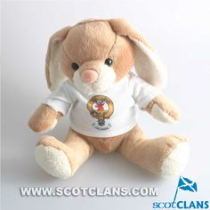 Toy Bunny with Colqu