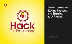 Ruben Gamez on Staying Focused and Shipping Your Product - http://feeds.copyblogger.com/~/91711411/0/copyblogger~Ruben-Gamez-on-Staying-Focused-and-Shipping-Your-Product?utm_source=rss&utm_medium=Friendly Connect&utm_campaign=RSS