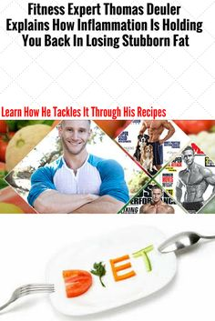 By Fitness expert thomas deuler on inflammation and weight loss