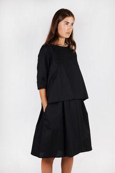 Kowtow, Evolution Dress - black