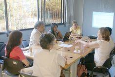 Mesa de trabajo 1. Seminario: Visiones sobre Mediación Tecnológica en Educación. Segunda Sesión, 7 de abril de 2014.