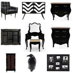 All is Black! Peças lindas da www.miusa.com.br