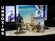 Unboxing Watch Dogs 2 San Francisco Edition [in romana]
