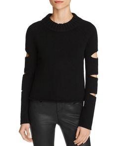 Karen Millen Slash Sleeve Sweater