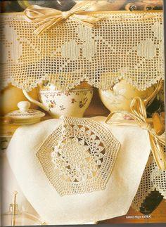 Kira scheme crochet: Scheme crochet no. 1867