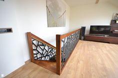 Nowoczesne schody policzkowe - zdjęcie od Schodo-System - Schody - Styl Nowoczesny - Schodo-System Decoration, Diy And Crafts, Stairs, Staircases, Home Decor, Stair Handrail, Verandas, Balcony, House
