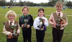 Young riders win big - horse-riding sure is becoming more and more popular for this Caboolture school!