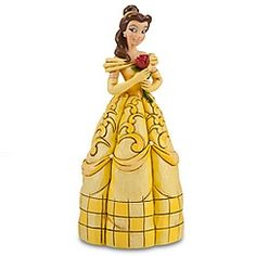 Disney Princess Sonata Belle Figurine by Jim Shore-it can match my beauty and the beast one!