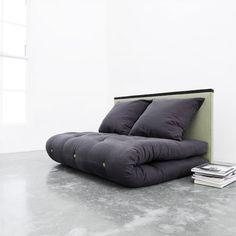 Sano futonbäddsoffa från Karup Sano futon sofa bed from Karup