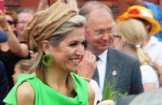 Guillermo Alejandro y Máxima, reyes de los Países Bajos, y sus hijas - Página 34