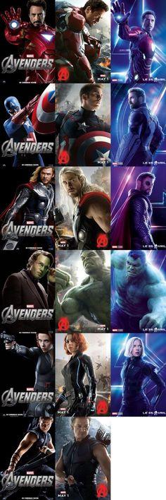 First avengers
