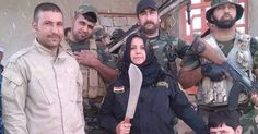 Ruthless Iraqi housewife eludes ISIS, becomes terror group's NO. 1 target as she exacts brutal revenge