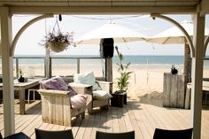 Strandtent Naturel in Scheveningen