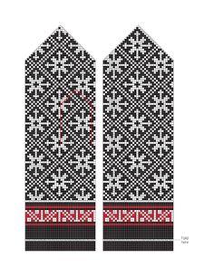 Knit Like a Latvian 50 Knitting Patterns for a Fresh Take on Traditional Latvian - Knitting Baby Hats Knitting, Knitting Charts, Knitting Stitches, Knitting Socks, Hand Knitting, Knitting Patterns, Knitted Mittens Pattern, Knit Mittens, Mitten Gloves
