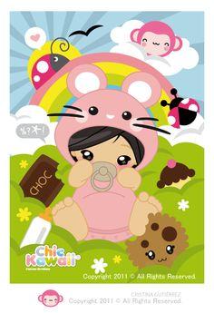 Chic Kawaii Baby!!