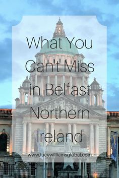 Belfast Northern Ireland - Last year I cruised around the British Isles. As you saw from my last blog I went to Edinburgh for the first time. This was also my first time to Belfast in Northern Ireland.