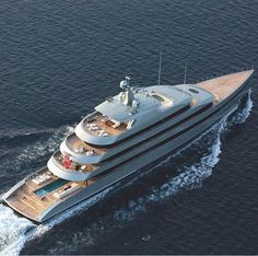 "Stunning ! The 83.5m M/Y SAVANNAH built by Dutch shipyard FEADSHIP the first ""Hybrid""  Superyacht built using an aluminium super structure @feadship #feadship #feadshipyachts #feadshipyacht  #savannah #savannahyacht #savanah #superyacht #yachtlife #yachtingworld #yachtinglife #superyachts #yachtdesign #hybridyacht #superyachtworld #yacht #yachts #superyachtspotter #yachtworld #yachtstyle by yacht.style"