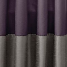 Gray Curtain With White Branches From Bed Bath And Beyond