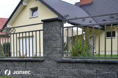 Znalezione obrazy dla zapytania ogrodzenia murowane
