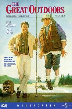"""The Great Outdoors"" Great for laughs... My family loves this movie..."