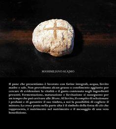Massimiliano Alajmo | L'Arte del pane - LARTE, Milano