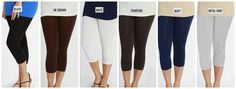 Bundle Deal: Nikibiki Capris(regular or plus): $12.50  Quality, a brand you know and trust  Capri bottom. Made in the USA. One size fits most  Reserve Here ► http://group.thesavvyclothesline.com