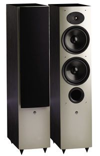 Athena Technologies AS-F2 loudspeaker | Stereophile.com  Great speaker To bad this company was bought out.  It competed will with speakers 4 or more times its price.  Now they cost more than if they were new.  After listening to them for a bit they sound better than the Athena LS 500.  Warmer and fuller sounding great imaging.