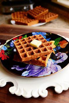 Waffles | Pioneer Wo