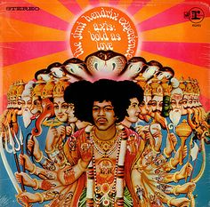 Jimi Hendrix Experience - axis: bold as love 1967
