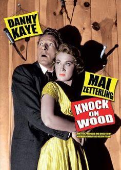 Psychoanalytic farce. Knock On Wood, Knock Knock, David Burns, Incredible Film, Life Of Walter Mitty, Hollywood Actor, Love Affair, Film Movie, Pranks