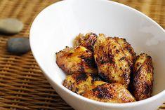 Honey Wings Recipe