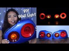 DIY Wall Light! (Nissan R34)