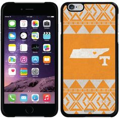 University of Tennessee - State Love design on iPhone 6 Plus Thinshield Snap-On Case   Coveroo