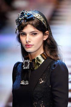 Dolce & Gabbana y su mágica atmósfera conquistan Milán