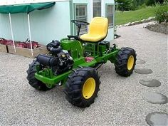 home built articulated tractor - Google ...