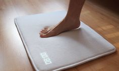 Genius Rug Alarm Clock Won't STFU Until You Actually Get Out Of Bed