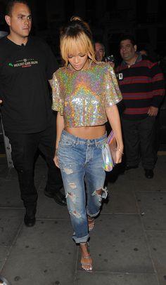 Rihanna outfit <3