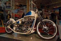 Totally Rad Choppers — Wonderful Old Skool Custom Built Chopper...