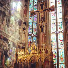 Altar of Santa Croce
