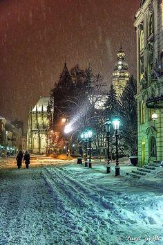 My Town, Central Europe, Soft Light, Czech Republic, Homeland, Hungary, Dusk, Night Light, Austria