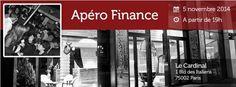 Apéro Finance de novembre, organisé par Dogfinance Finance, Broadway Shows, Paris, September 10, Organization, Montmartre Paris, Broadway Plays, Economics