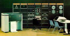 Atari 8000 concept