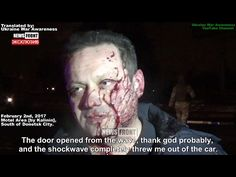 [18+] Grad Rocket Attacks on Donetsk City, Civilian Casualties. Feb 2nd,...