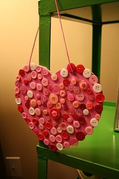 Valentine Heart Craft