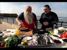מסע קולינרי של השף שאול בן אדרת בעכו