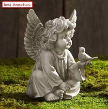 garden angel/cherub figurine/statue - Google Search